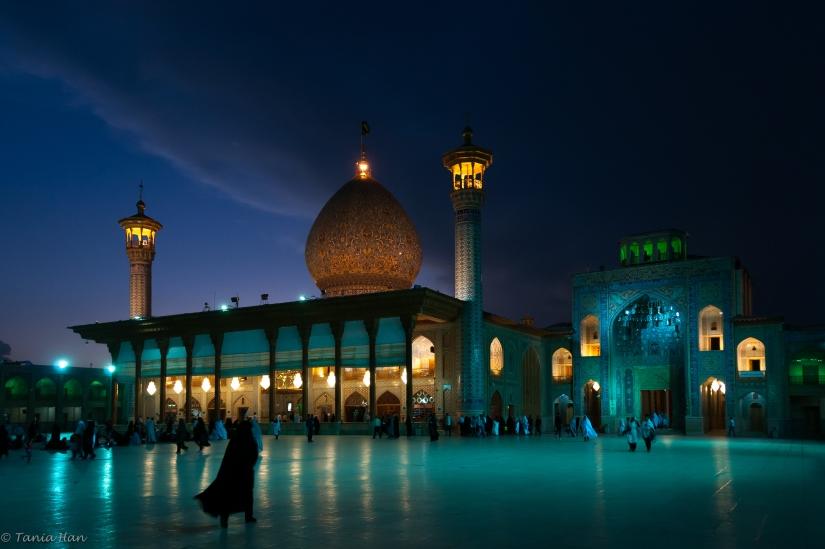 Salaam, welcome toIran